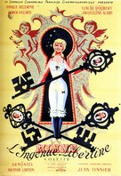 Minne, l'ingénue libertine - French Movie Poster (xs thumbnail)
