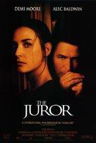 The Juror - Movie Poster (xs thumbnail)