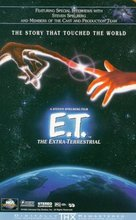 E.T.: The Extra-Terrestrial - Movie Cover (xs thumbnail)