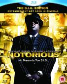 Notorious - British Blu-Ray movie cover (xs thumbnail)