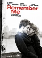 Remember Me - Swiss Movie Poster (xs thumbnail)