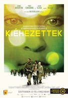 The Girl with All the Gifts - Hungarian Movie Poster (xs thumbnail)