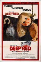 Profondo rosso - Theatrical movie poster (xs thumbnail)