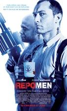 Repo Men - Malaysian Movie Poster (xs thumbnail)