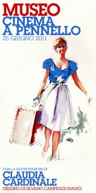 La ragazza con la valigia - Italian Movie Poster (xs thumbnail)