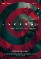 Spiral: From the Book of Saw - Mexican Movie Poster (xs thumbnail)