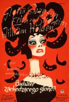 Sunset Blvd. - Polish Movie Poster (xs thumbnail)