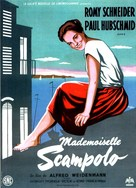 Scampolo - French Movie Poster (xs thumbnail)