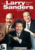 """""""The Larry Sanders Show"""" - DVD cover (xs thumbnail)"""