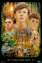 The Kings of Summer - Movie Poster (xs thumbnail)