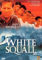 White Squall - German DVD cover (xs thumbnail)