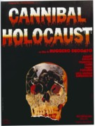 Cannibal Holocaust - French Movie Poster (xs thumbnail)