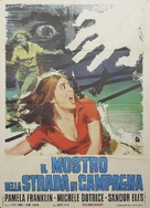 And Soon the Darkness - Italian Movie Poster (xs thumbnail)
