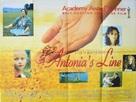 Antonia - British Movie Poster (xs thumbnail)