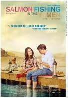 Salmon Fishing in the Yemen - British Movie Poster (xs thumbnail)