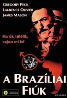 The Boys from Brazil - Hungarian DVD cover (xs thumbnail)