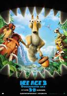 Ice Age: Dawn of the Dinosaurs - Finnish Movie Poster (xs thumbnail)