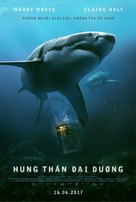 47 Meters Down - Vietnamese Movie Poster (xs thumbnail)