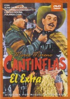 Extra, El - Spanish DVD cover (xs thumbnail)