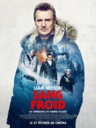 Cold Pursuit - French Movie Poster (xs thumbnail)