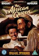 The African Queen - British DVD movie cover (xs thumbnail)