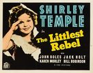The Littlest Rebel - Movie Poster (xs thumbnail)