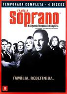 """The Sopranos"" - Brazilian Movie Cover (xs thumbnail)"