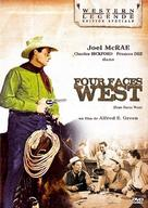 Four Faces West - French Movie Cover (xs thumbnail)