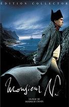 Monsieur N. - French DVD cover (xs thumbnail)
