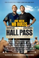 Hall Pass - Swiss Movie Poster (xs thumbnail)