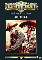 Arizona - DVD cover (xs thumbnail)