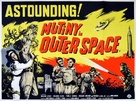 Mutiny in Outer Space - British Movie Poster (xs thumbnail)