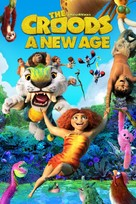 The Croods: A New Age - Movie Cover (xs thumbnail)