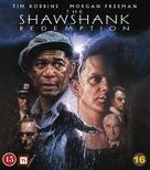 The Shawshank Redemption - Danish Blu-Ray movie cover (xs thumbnail)