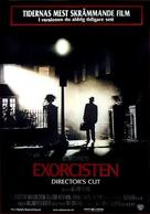 The Exorcist - Danish Re-release movie poster (xs thumbnail)
