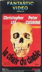 The Creeping Flesh - French Movie Cover (xs thumbnail)