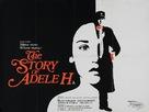 L'histoire d'Adèle H. - British Movie Poster (xs thumbnail)