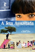 La teta asustada - Brazilian Movie Poster (xs thumbnail)