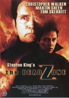 The Dead Zone - Danish Movie Cover (xs thumbnail)
