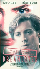 Dream Lover - VHS movie cover (xs thumbnail)
