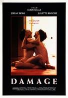 Damage - Canadian Movie Poster (xs thumbnail)