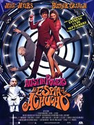 Austin Powers: The Spy Who Shagged Me - Spanish Movie Poster (xs thumbnail)