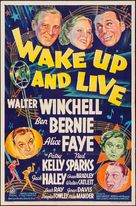 Wake Up and Live - Movie Poster (xs thumbnail)