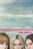 """Big Little Lies"" - Polish Movie Poster (xs thumbnail)"