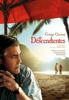The Descendants - Spanish Movie Poster (xs thumbnail)