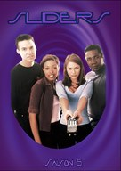 """""""Sliders"""" - French Movie Cover (xs thumbnail)"""