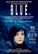 Trois couleurs: Bleu - Movie Poster (xs thumbnail)