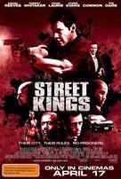 Street Kings - Australian Movie Poster (xs thumbnail)