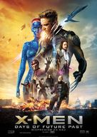 X-Men: Days of Future Past - Swedish Movie Poster (xs thumbnail)