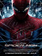 The Amazing Spider-Man - Serbian Movie Poster (xs thumbnail)